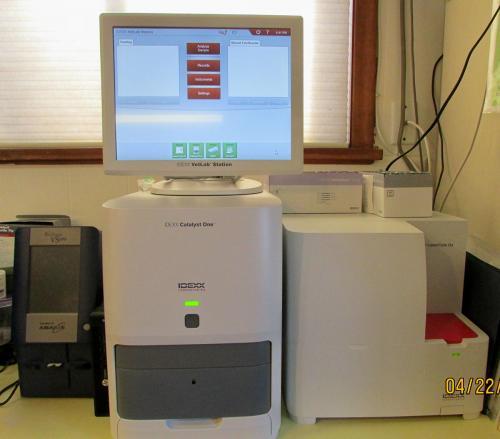 Blood-Testing-instruments