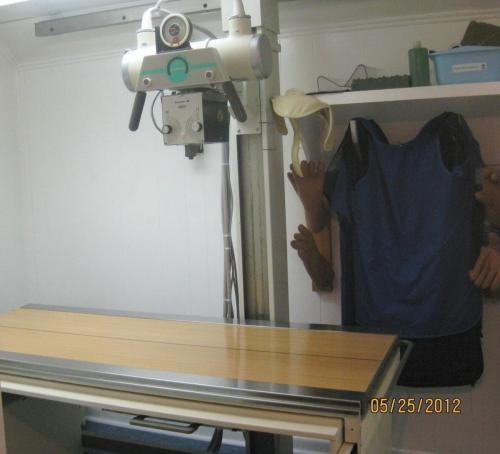 X Ray Table